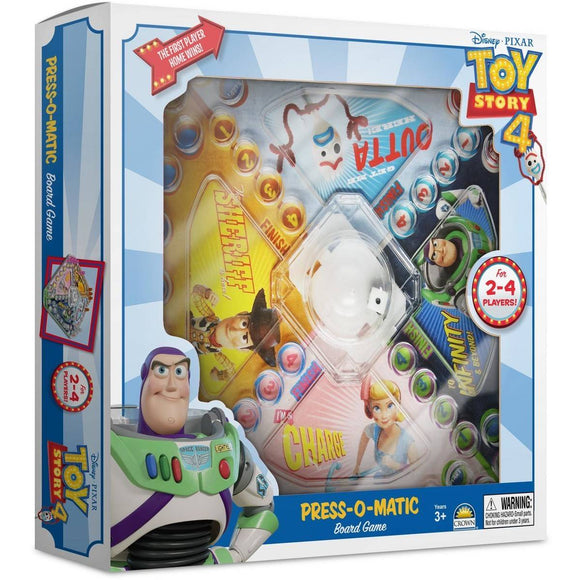 GAME TOY STORY 4 PRESSOMATIC