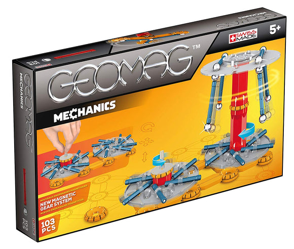 GEOMAG MECHANICS 103 PCS