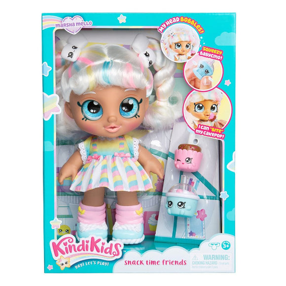 KINDI KIDS TODDLER DOLL MARSHAMELLO