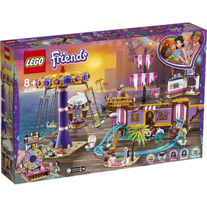 LEGO 41375 FRIENDS H/LAKE CITY AMUSEMENT
