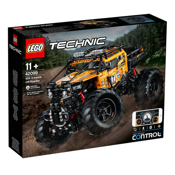 LEGO 42099 TECHNIC 4X4 X-TREME OFF-ROAD