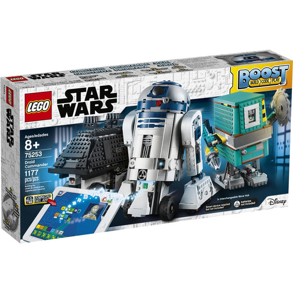 LEGO 75253 STARWARS DROID COMMANDER