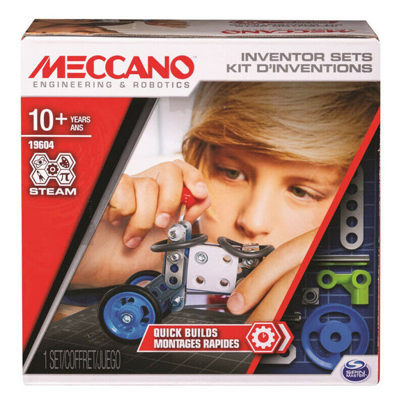 MECCANO QUICK BUILDS SET 1