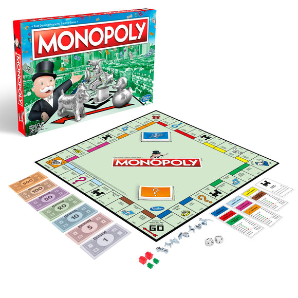 GAME MONOPOLY CLASSIC