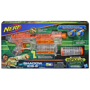 NERF MODULUS SHADOW ICS