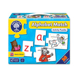 ORCHARD TOYS ALPHABET MATCH PUZZLE