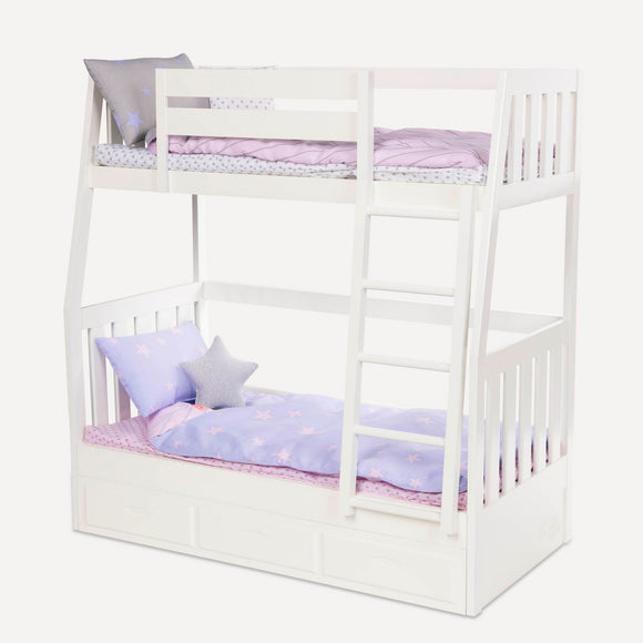 OUR GENERATION BUNK BED DREAM BUNKS