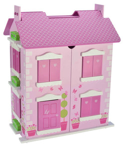 PASTEL DOLL HOUSE