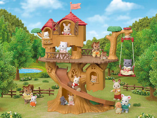 SYL/F ADVENTURE TREE HOUSE