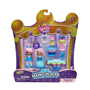 SHOPKINS HP ROYAL TRENDS S7 WELCOME PK
