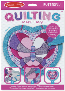 M&D QUILTING MADE EASY BUTTERFLY