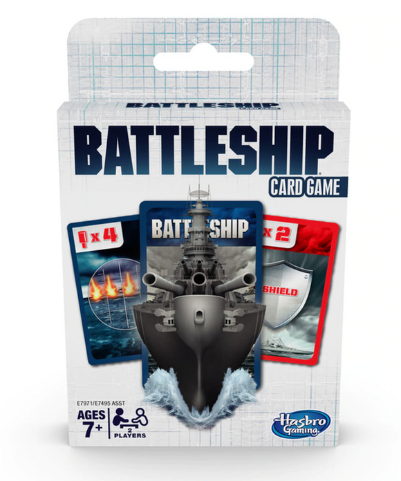 CARD GAME CLASSIC BATTLESHIP