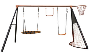 PLAYWORLD COMPACT SWING SET