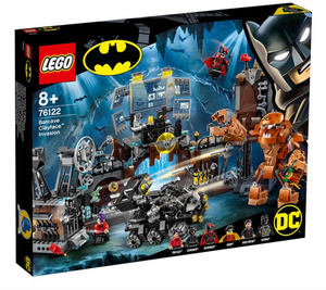 LEGO 76122 S/H BATCAVE INVASION
