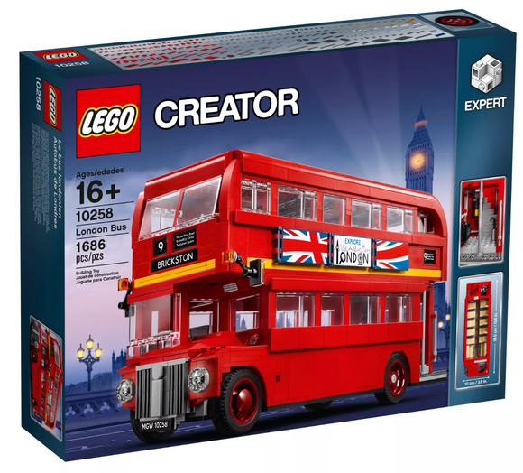 LEGO 10258 C/EXPERT LONDON BUS