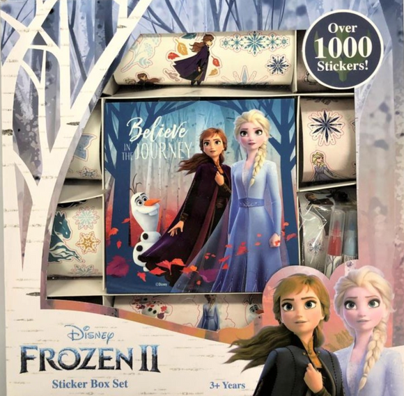 FROZEN 2 STICKER BOX 1000PCS
