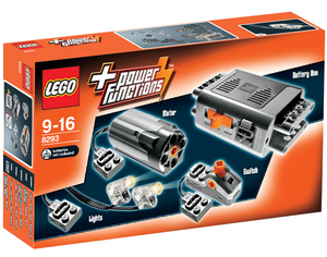 LEGO 8293 POWER FUNCTIONS MOTER SET