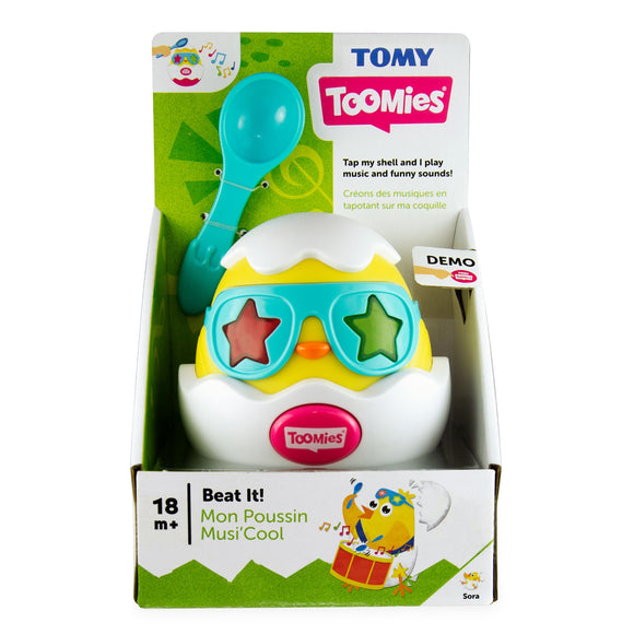 TOMY BEAT IT EGG