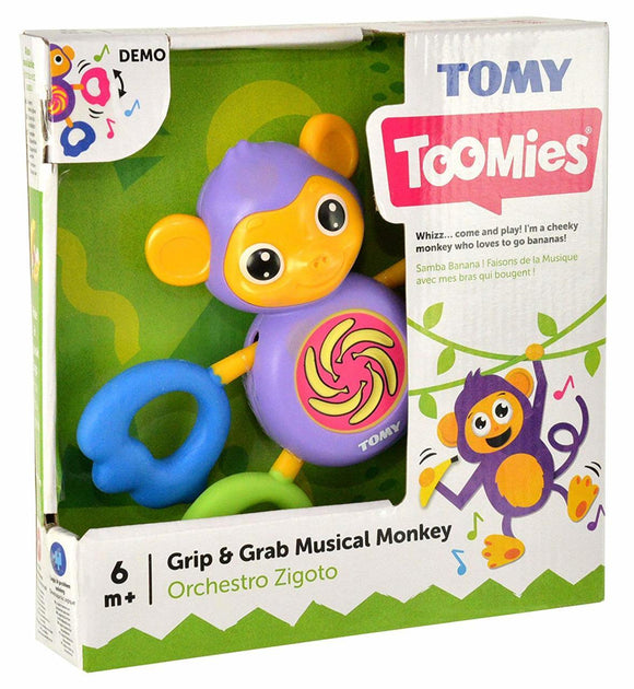 TOMY GRIP & GRAB MONKEY