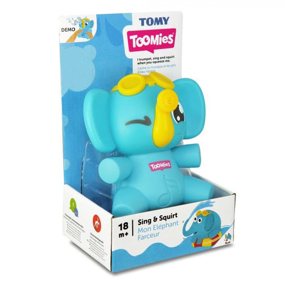 TOMY SING & SQUIRT