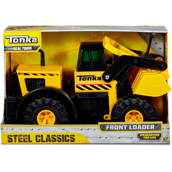 TONKA CLASSIC STEEL FRONT LOADER