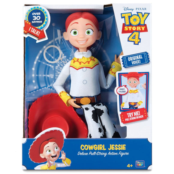 TOY STORY 4 DELUXE TALKING JESSIE