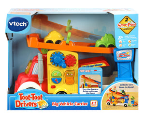 VTECH TOOT TOOT BIG VEHICLE CARRIER