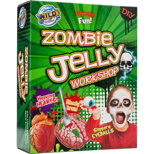 WILD SCIENCE ZOMBIE JELLY WORKSHOP