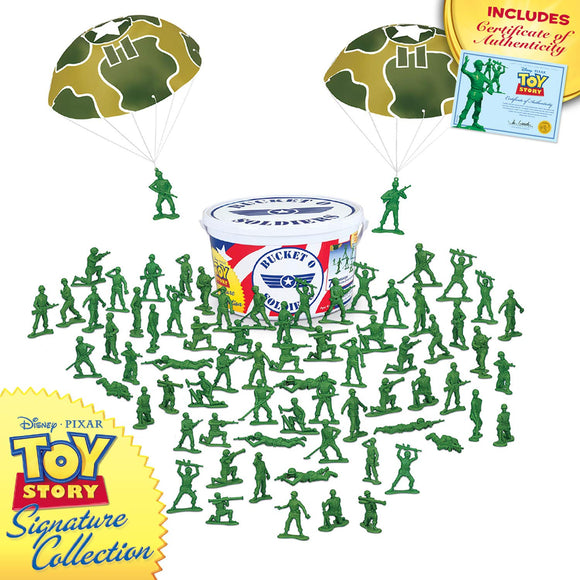 TOY STORY 4 BUCKET O SOLDIERS
