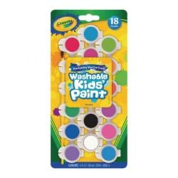 CRAYOLA PAINT  WASHABLE KIDS PAINT