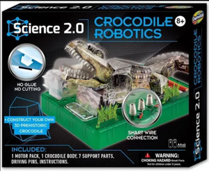 CREATIVE KIDS CROCODILE ROBOTICS
