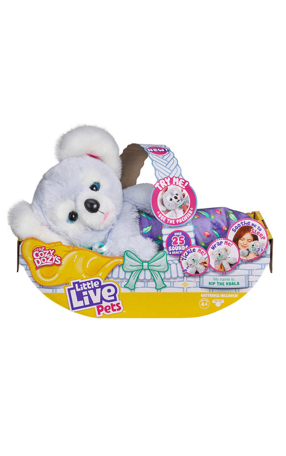 LITTLE LIVE PETS COZY DOZY S2