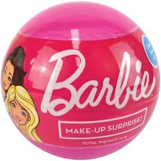BRB BARBIE MAKE UP BALL