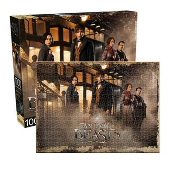 PUZZLE 1000PC FANTASTIC BEASTS
