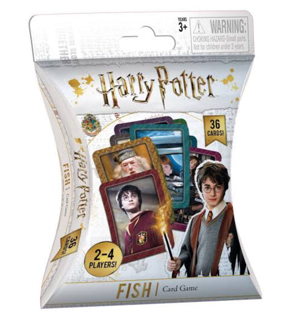 CARD GAME FISH HARRY POTTER