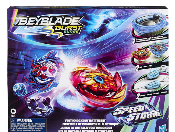 BEYBLADE SPEED STORM VOLT BATTLE SET