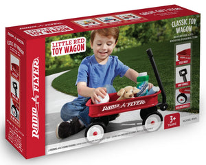 RADIOFLYER LITTLE RED TOY WAGON