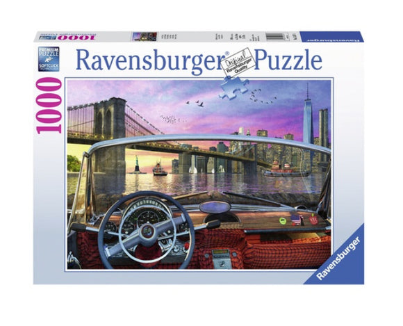 PUZZLE 1000PC BROOKLYN BRIDGE