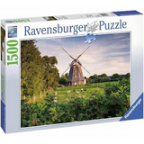 PUZZLE 1500PC WINDMILL ON THE BALTIC SEA