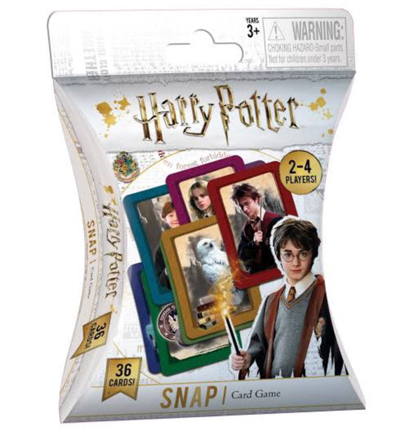 CARD GAME SNAP HARRY POTTER