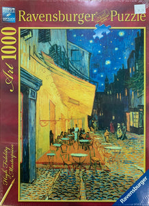 PUZZLE 1000PC VAN GOGHCAFE AT NIGHT
