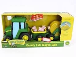 JD COUNTRY FAIR WAGON RIDE