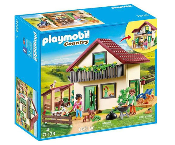 PLAYMOBIL 70133 MODERN FARM HOUSE