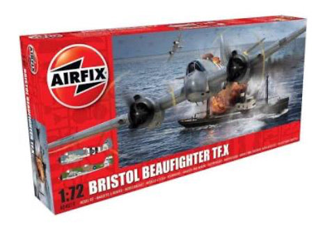 AIRFIX 1/72 BEAUFIGHTER MK X