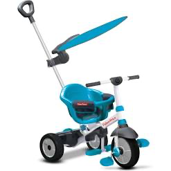 SMART TRIKE FISHERPRICE CHARM PLUS BLUE