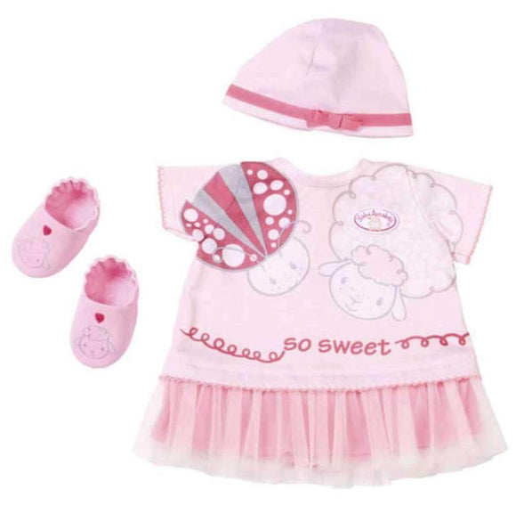 BABY ANNABELL DELUXE SUMMER FASHION