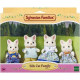 SYL/F SILK CAT FAMILY