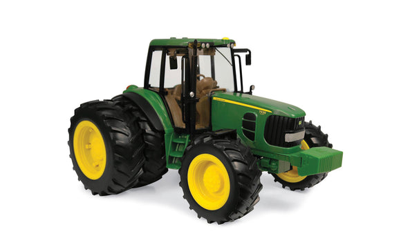 JD BIG FARM TRACTOR W DUALS L & S
