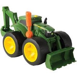 JD MONSTER TREADS  2 X SCOOP TRACTOR