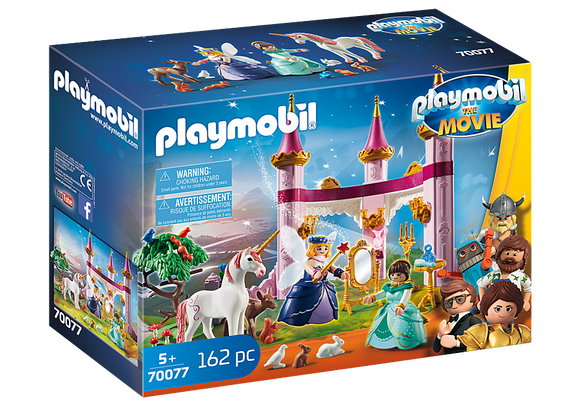 PLAYMOBIL MOVIE MARLA FAIRYTALE PALACE